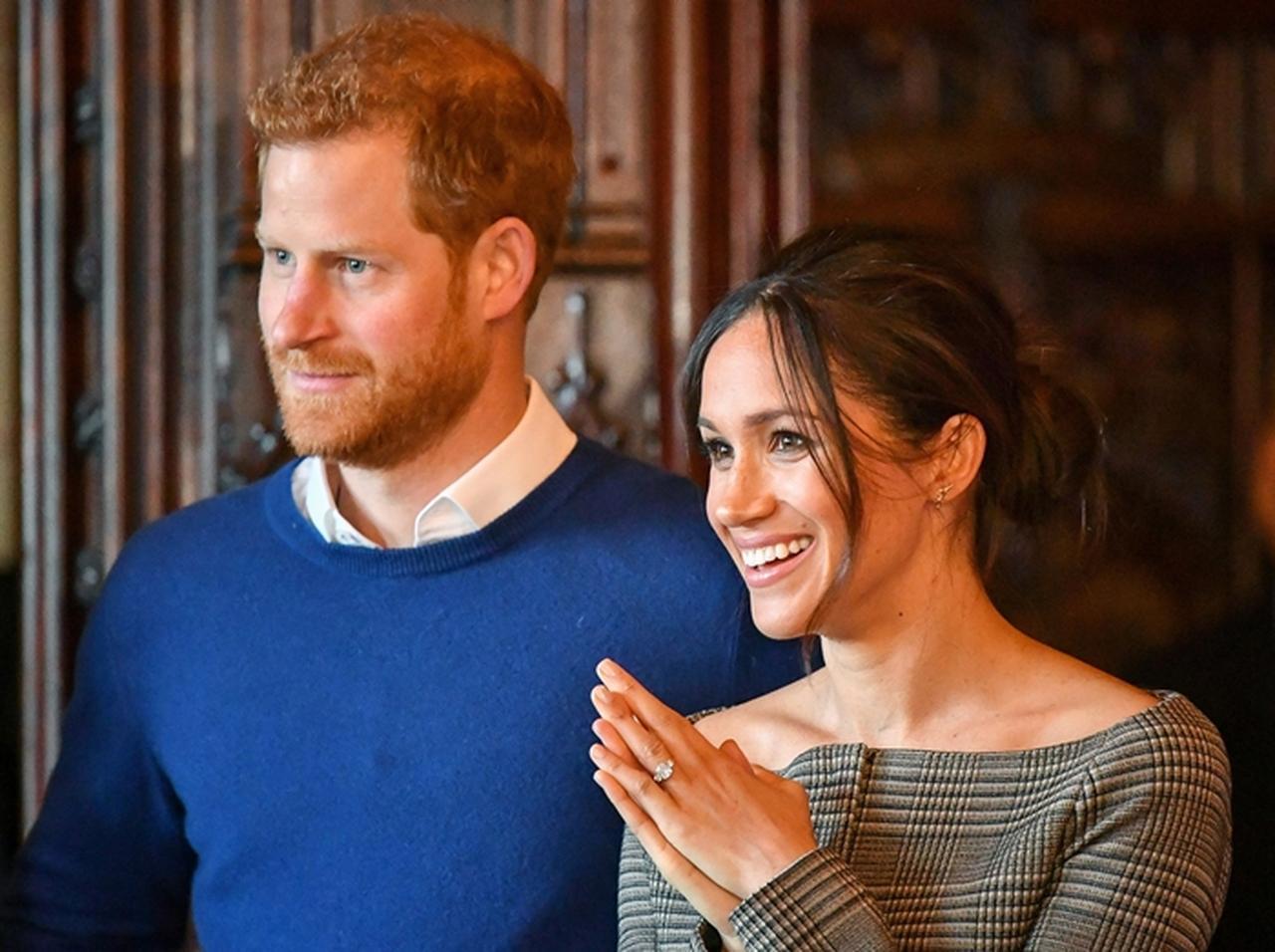 画像: ヘンリー王子は「○○」とバラす