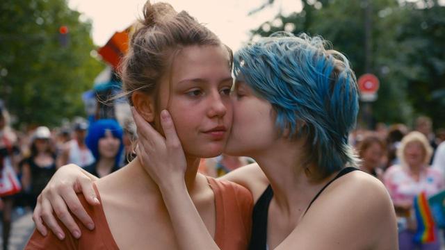 画像: 『アデル、ブルーは熱い色』