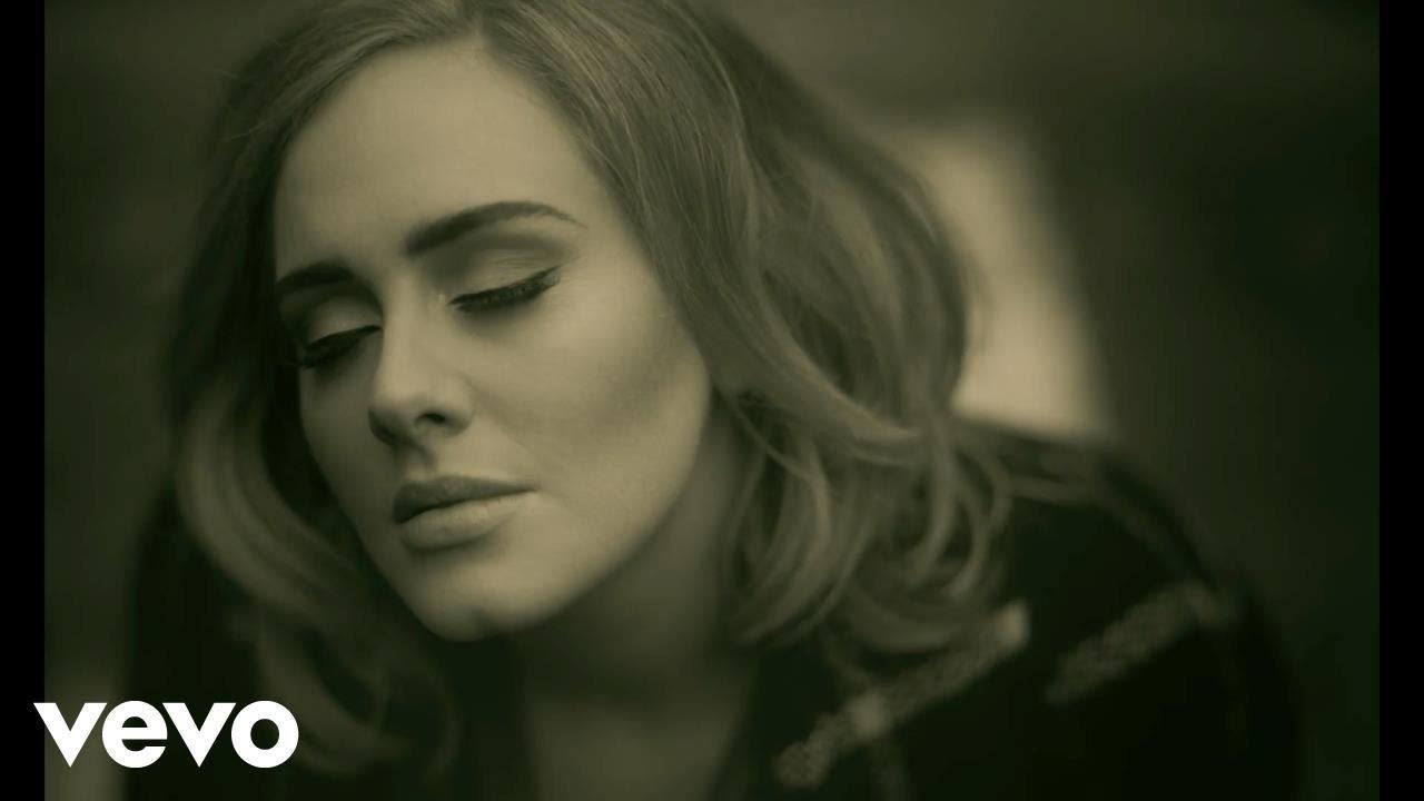 画像: Adele - Hello youtu.be
