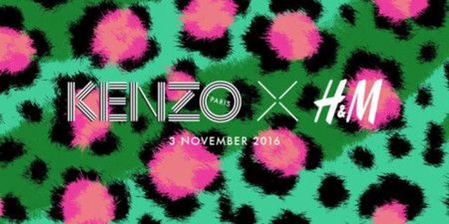 画像1: 争奪戦必至!KENZO×H&Mのコラボ・コレクションのファーストルックが公開!