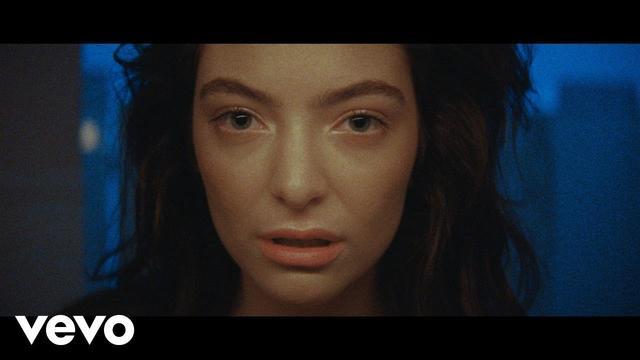 画像: Lorde - Green Light www.youtube.com