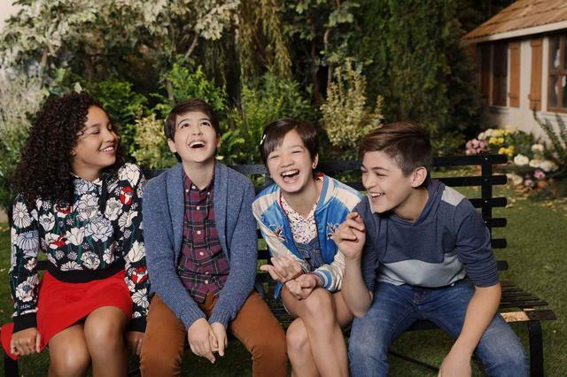 画像: ディズニーの多様性10代ドラマ『アンディ・マック』、年間1位の大反響をキャストはどう思っている? - FRONTROW