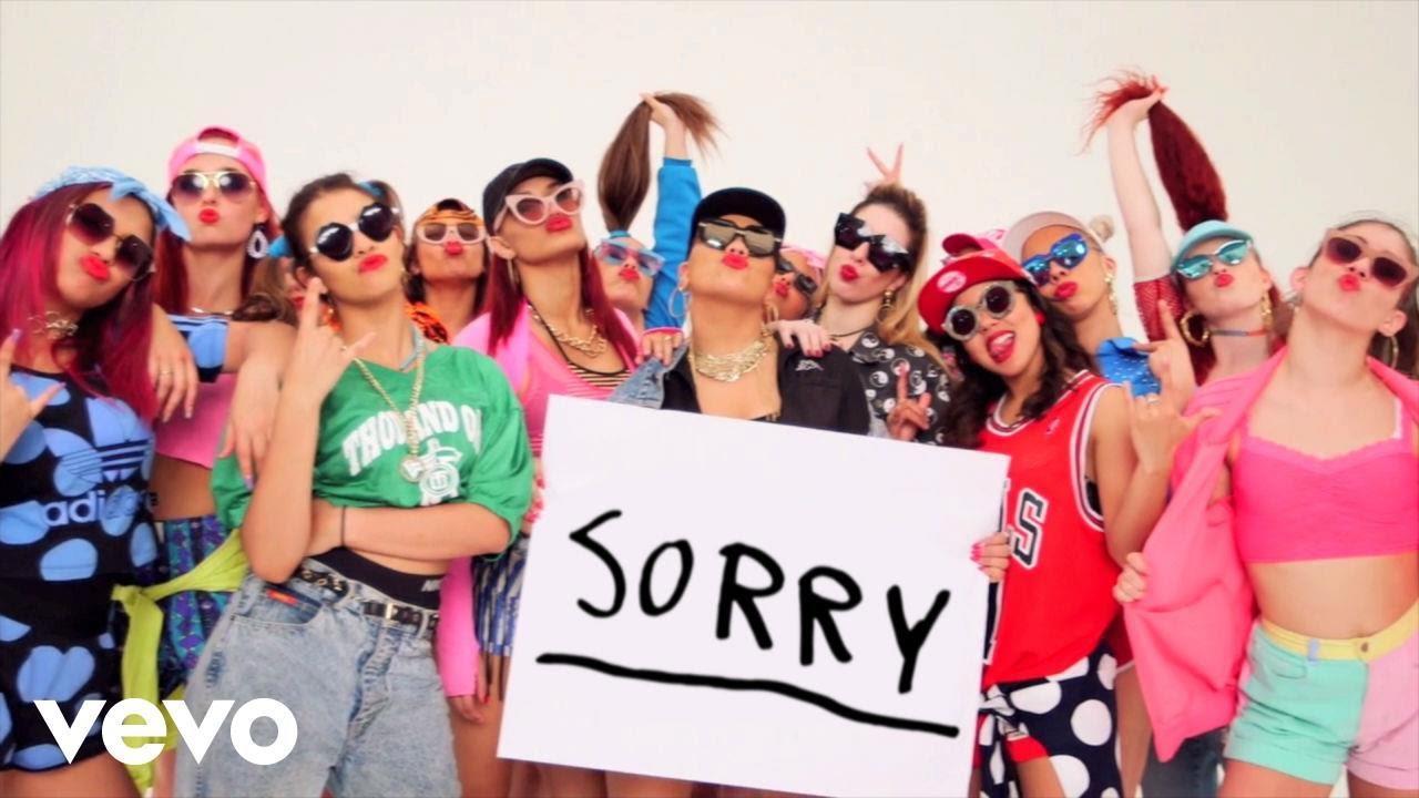 画像: Justin Bieber - Sorry (PURPOSE : The Movement) youtu.be