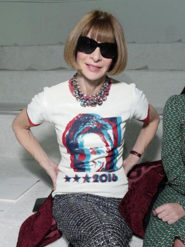 画像3: 人気デザイナーが手がける選挙Tシャツを着てセレブたちがヒラリー大統領候補を応援