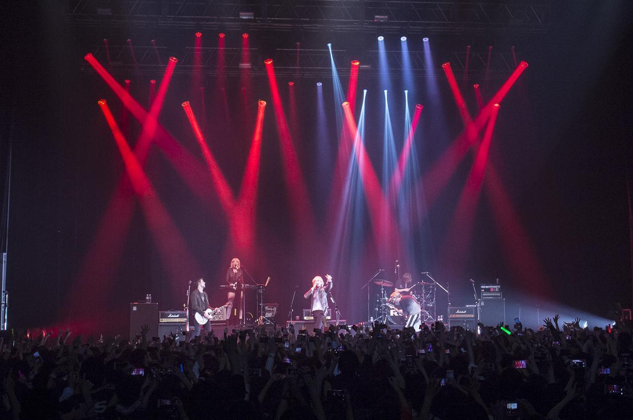 画像: R5来日公演で日本愛炸裂!ヒット曲連発でファン熱狂