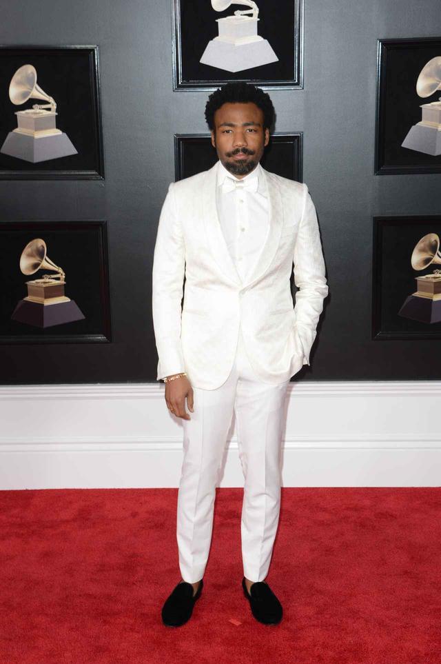 画像3: 華やかなスーツ姿!第60回グラミー賞、メンズのレッドカーペット速報