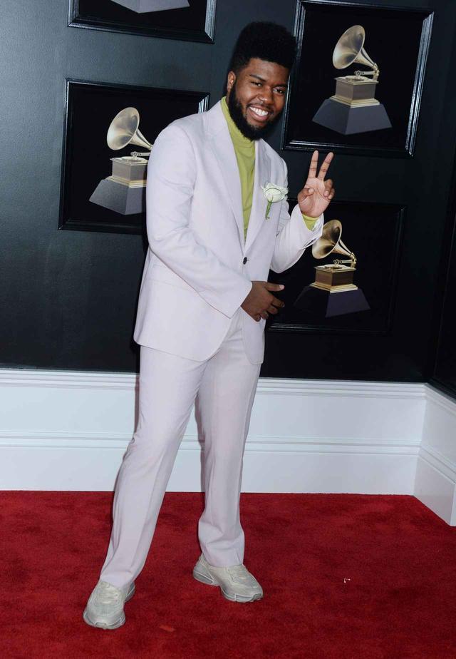 画像2: 華やかなスーツ姿!第60回グラミー賞、メンズのレッドカーペット速報