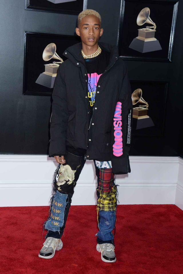 画像5: 華やかなスーツ姿!第60回グラミー賞、メンズのレッドカーペット速報