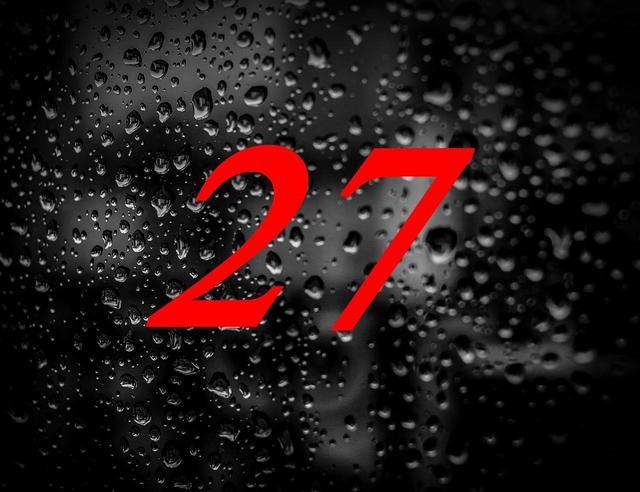 画像: ①「27」という数字をめぐる奇妙な一致