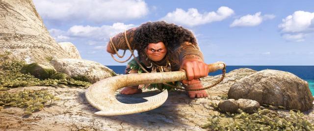 画像: 再現度100%!『モアナ』の登場人物を完コピした男性が実写版レベル