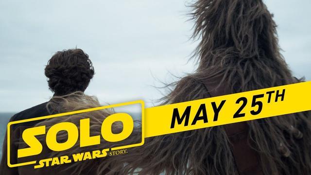 """画像: Solo: A Star Wars Story """"Big Game"""" TV Spot (:45) www.youtube.com"""