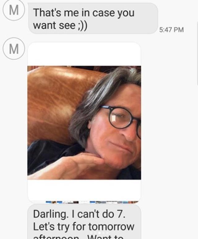画像: 口グセなのか、メールのなかでハディッド氏はミランダのことをしきりに「ダーリン」と呼んでいた。