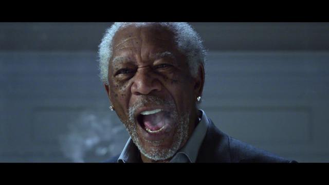 画像: DORITOS BLAZE vs. MTN DEW ICE | 2018 Super Bowl Commercial with Peter Dinklage and Morgan Freeman www.youtube.com