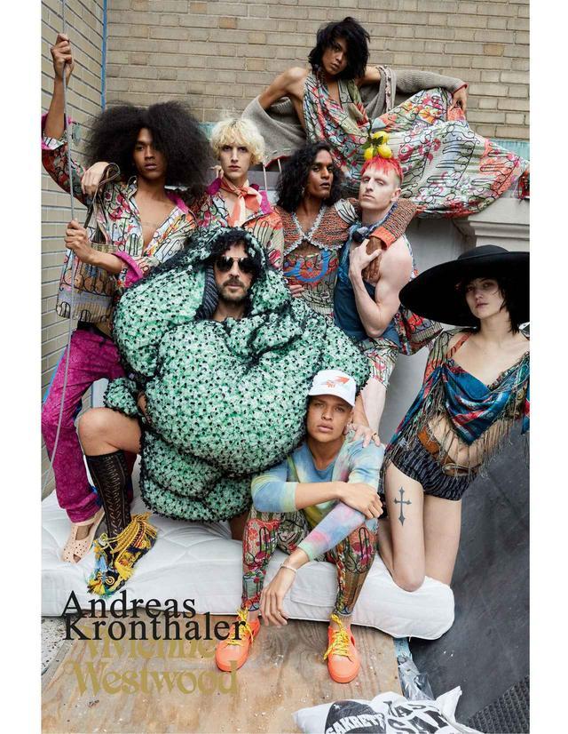 画像2: ヴィヴィアン・ウエストウッドの2018春夏キャンペーンは「多様性」を意識