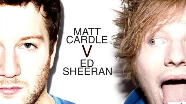 画像: Matt Cardle VS Ed Sheeran (Stolen?) - YouTube youtu.be