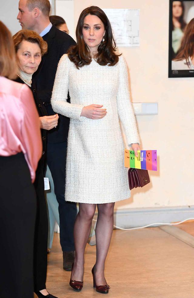 画像6: 全12ルックお届け!キャサリン妃のロイヤルツアー・ファッションに密着
