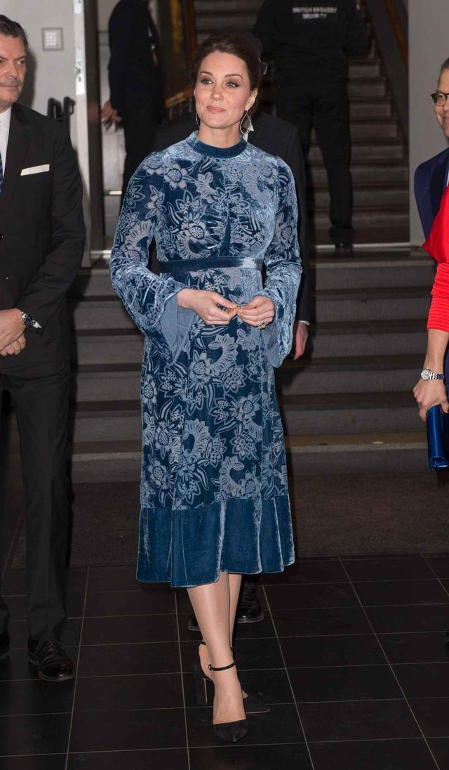 画像7: 全12ルックお届け!キャサリン妃のロイヤルツアー・ファッションに密着