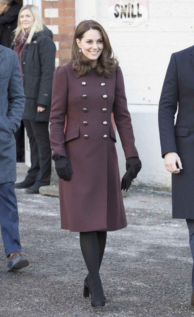 画像12: 全12ルックお届け!キャサリン妃のロイヤルツアー・ファッションに密着