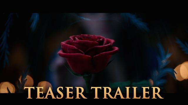 画像: Beauty and the Beast Official US Teaser Trailer youtu.be