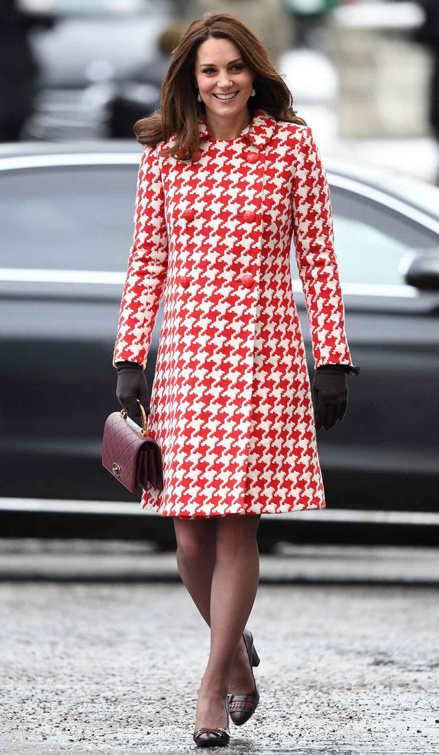 画像5: 全12ルックお届け!キャサリン妃のロイヤルツアー・ファッションに密着