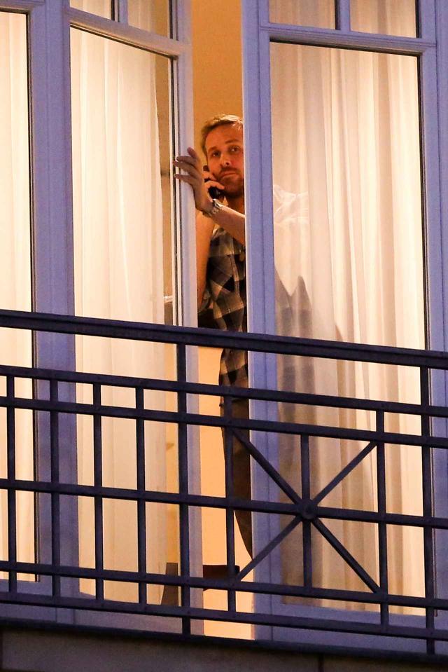 画像6: セレブがこぞって「窓からチラ見」