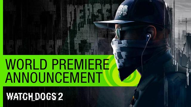 画像: Watch Dogs 2: World Premiere Announcement - E3 2016 [US] youtu.be