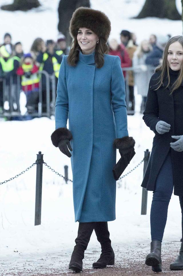 画像8: 全12ルックお届け!キャサリン妃のロイヤルツアー・ファッションに密着