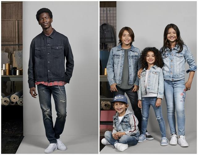 画像1: H&Mのデニム・キャンペーンがスタート!スキ・ウォーターハウスも登場
