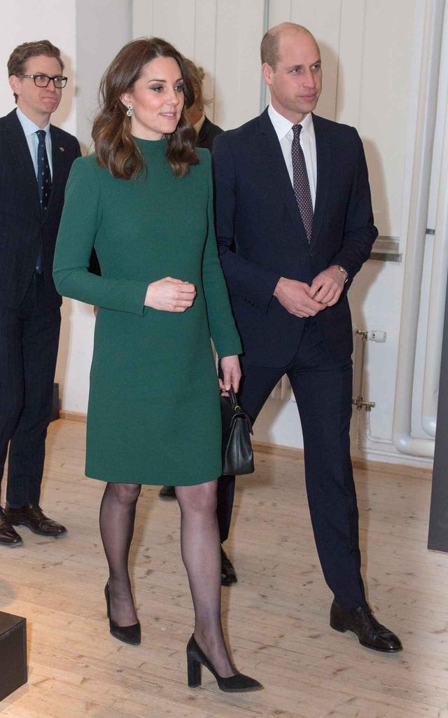 画像3: 全12ルックお届け!キャサリン妃のロイヤルツアー・ファッションに密着