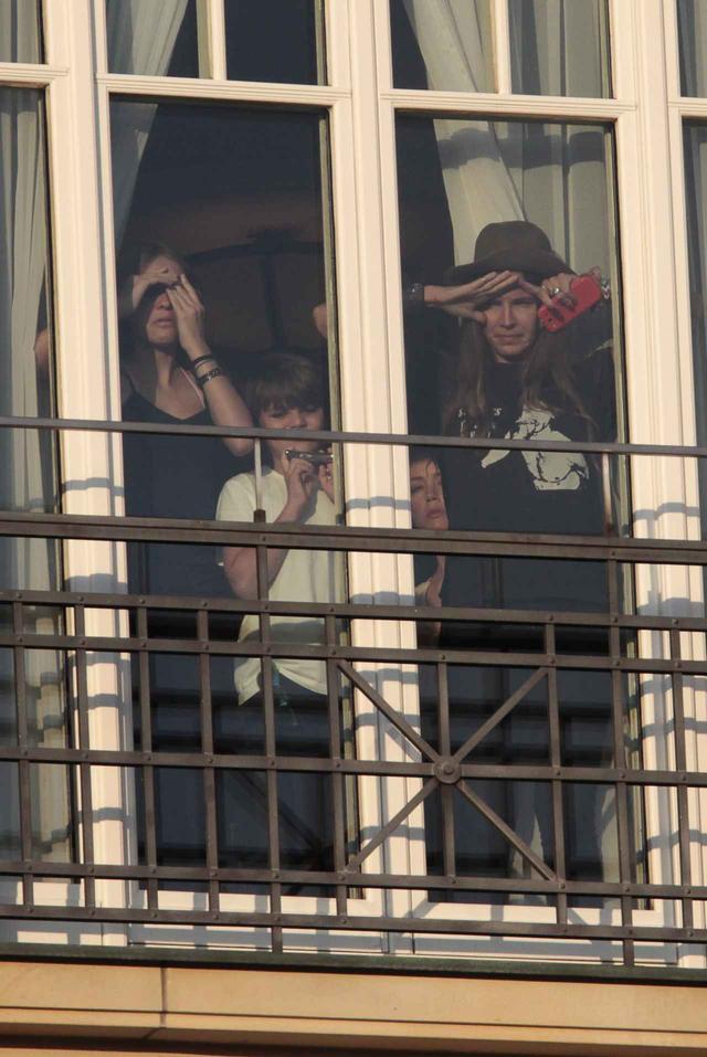 画像5: セレブがこぞって「窓からチラ見」