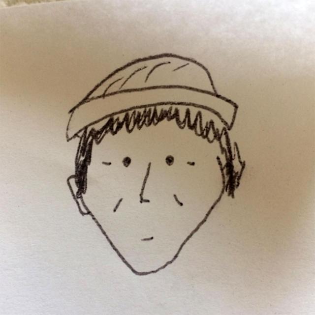 画像1: 下手すぎる似顔絵がまさかの犯人逮捕に貢献!犯人の顔に納得