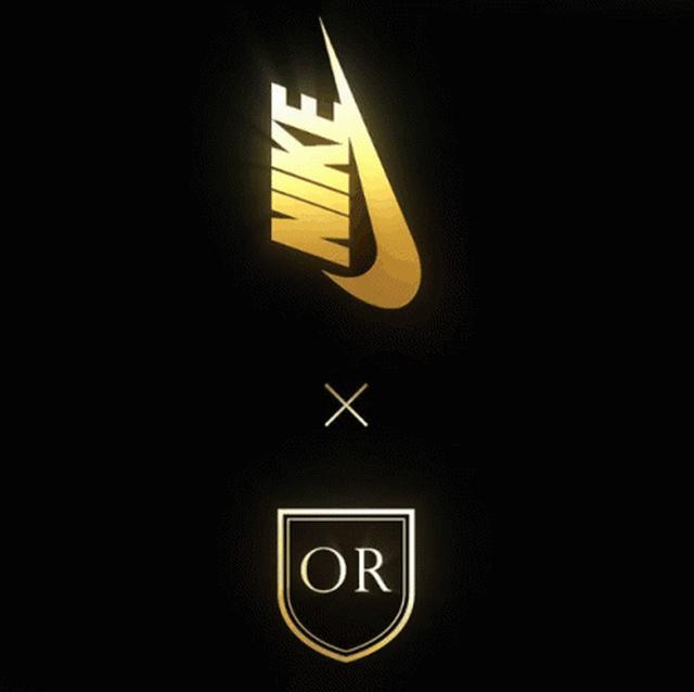 画像: NikeがBalmainとコラボした時にオリヴィエがインスタにあげた画像