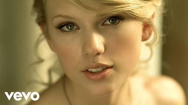 画像: Taylor Swift - Love Story www.youtube.com