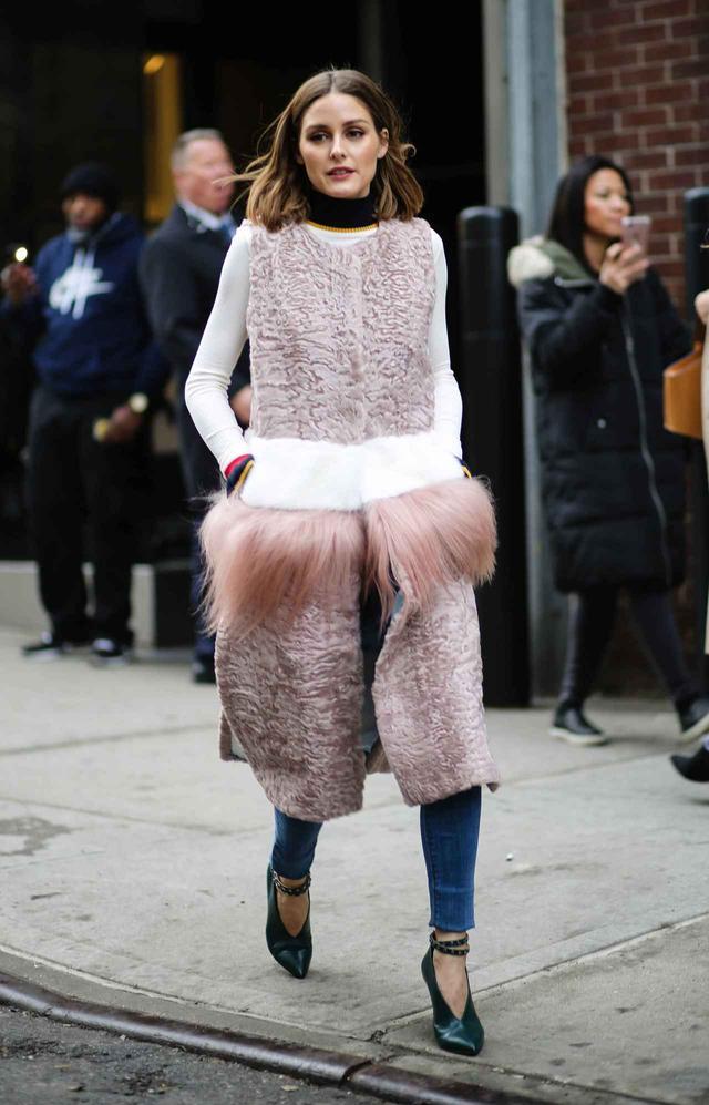画像1: 【2018秋冬】NYファッションウィークでのセレブの着こなしをレポート