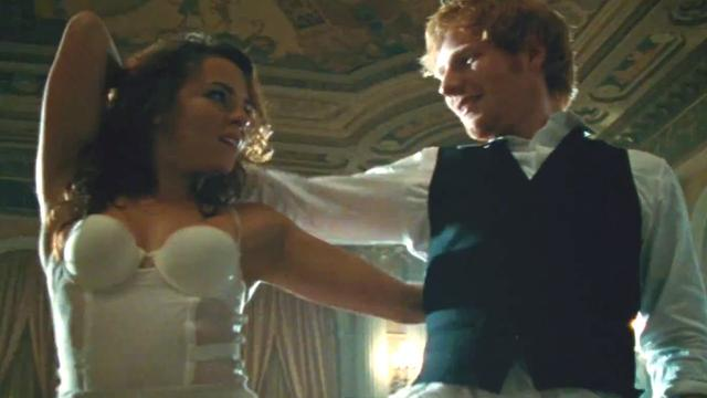 画像: Ed Sheeran - Thinking Out Loud [Official Video] www.youtube.com