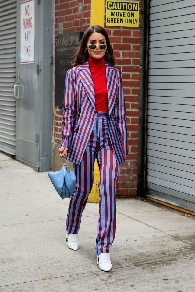 画像4: 【2018秋冬】NYファッションウィークでのセレブの着こなしをレポート