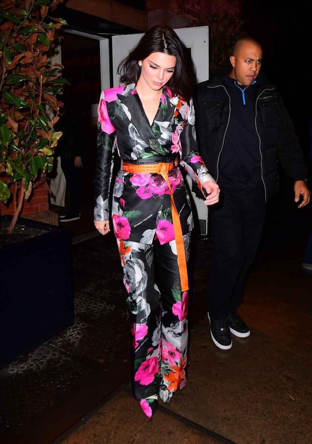 画像2: 【2018秋冬】NYファッションウィークでのセレブの着こなしをレポート
