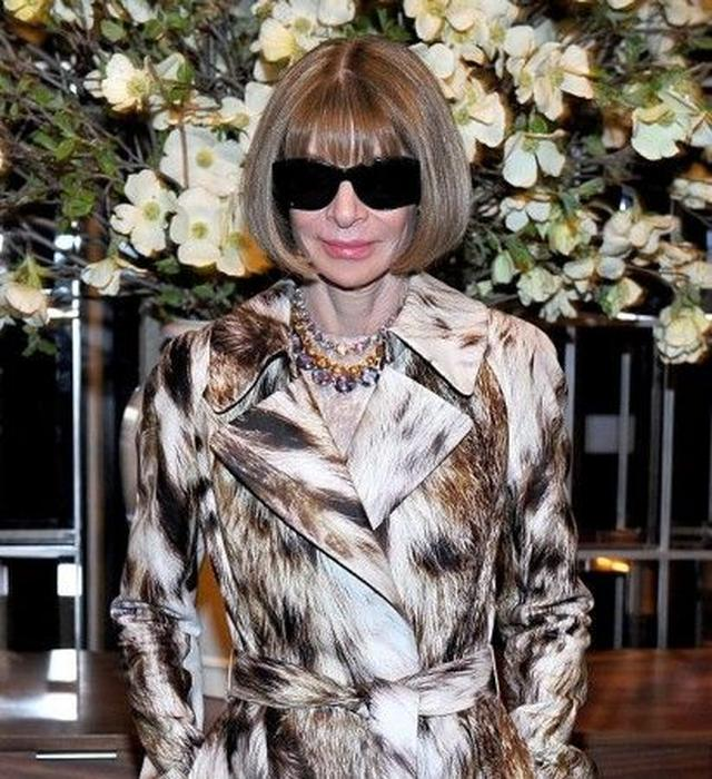 画像: 名物編集長アナ・ウィンターのホームパーティーにセレブは何を着ていく?