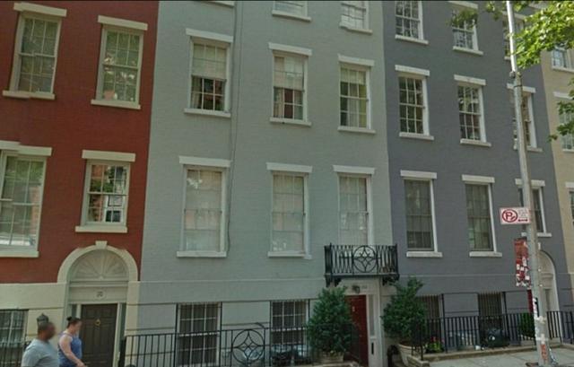画像: NYの閑静な住宅街にあるアナのタウンハウスは、セレブが集うパーティー会場としてたびたび使われている。