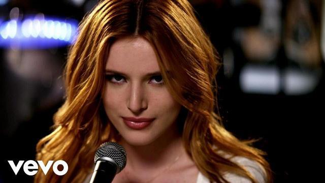 画像: Bella Thorne - Burn so Bright from the Midnight Sun Original Motion Picture Soundtrack www.youtube.com