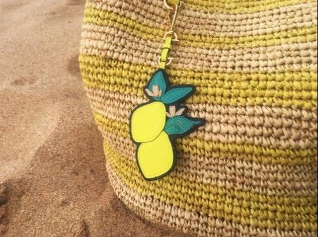 画像1: レモネードを意識した小物がカワイイ!