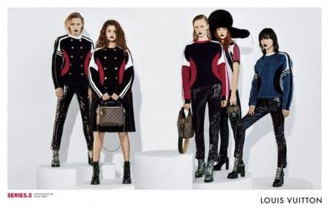画像4: セレーナ・ゴメスが登場するルイ・ヴィトンの広告の全貌が明らかに