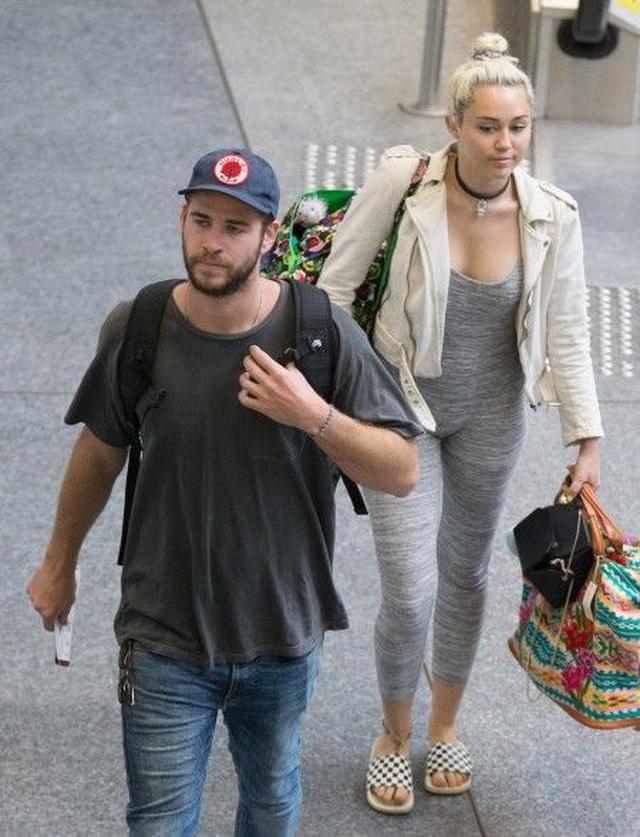 画像: 2人はMETガラ当日にオーストラリアを発ち、帰路へ。