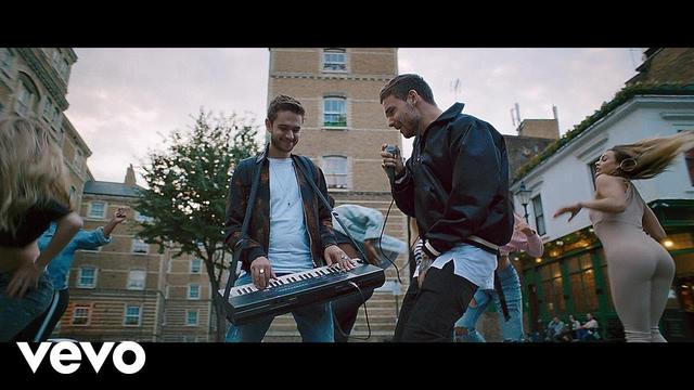 画像: Zedd, Liam Payne - Get Low (Street Video) www.youtube.com