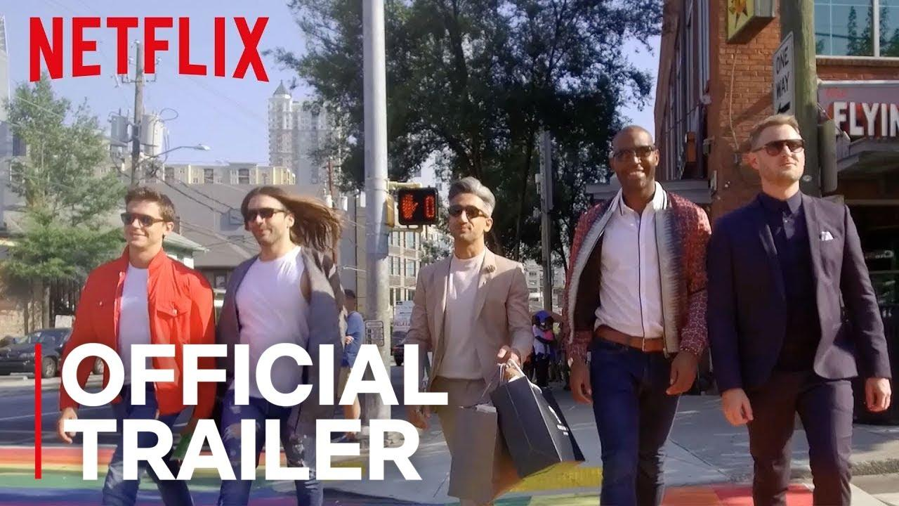 画像: Queer Eye   Official Trailer [HD]   Netflix youtu.be