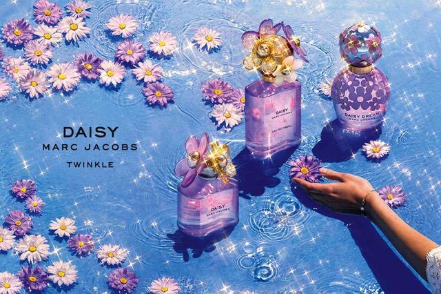 画像1: マーク ジェイコブスの香水「デイジー」にバイオレットが香る3つの新作登場