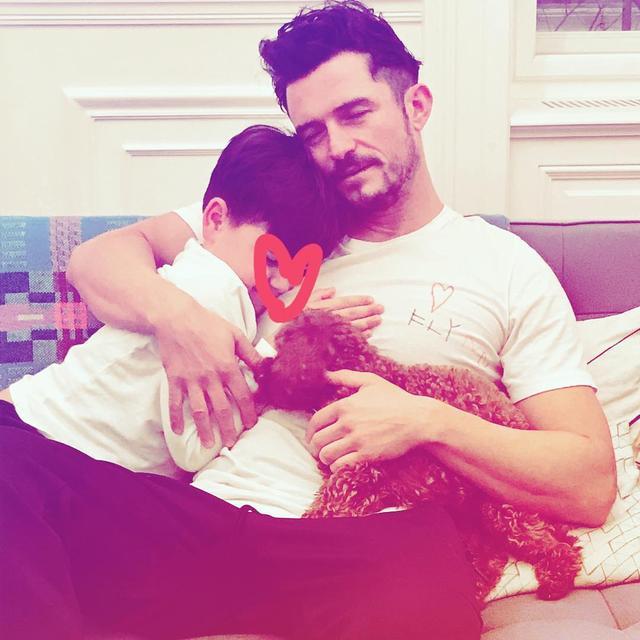 画像1: Orlando BloomさんはInstagramを利用しています:「let #love win ❤️」 www.instagram.com