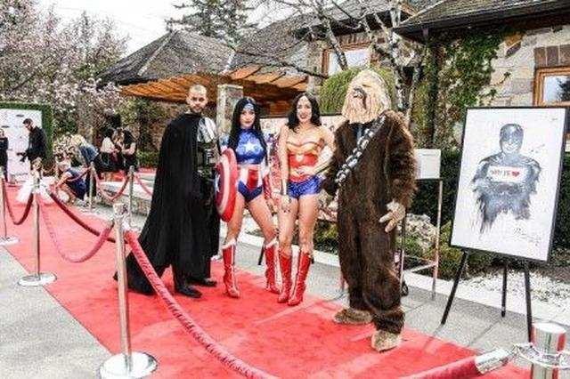 画像: 総費用約2千万円!ジャスティン・ビーバーが父の婚約記念パーティーに出席