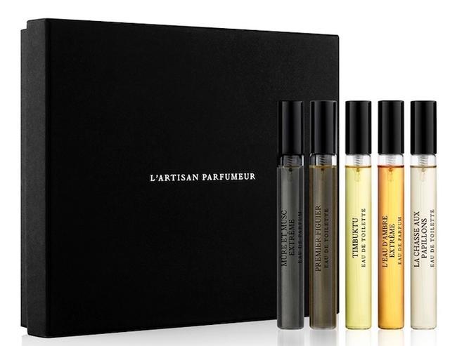 画像: フランス発ラルチザンパフューム、5つの人気香水をセットで限定発売