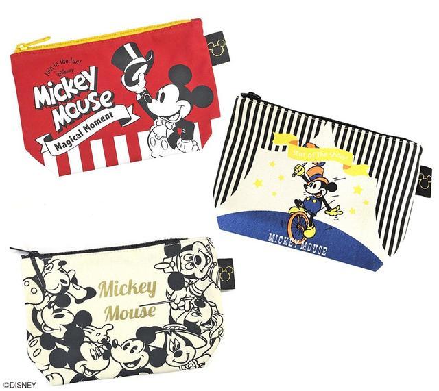 画像: ミッキーマウスのソックスが380円なのにキュート!スクリーンデビューから90周年